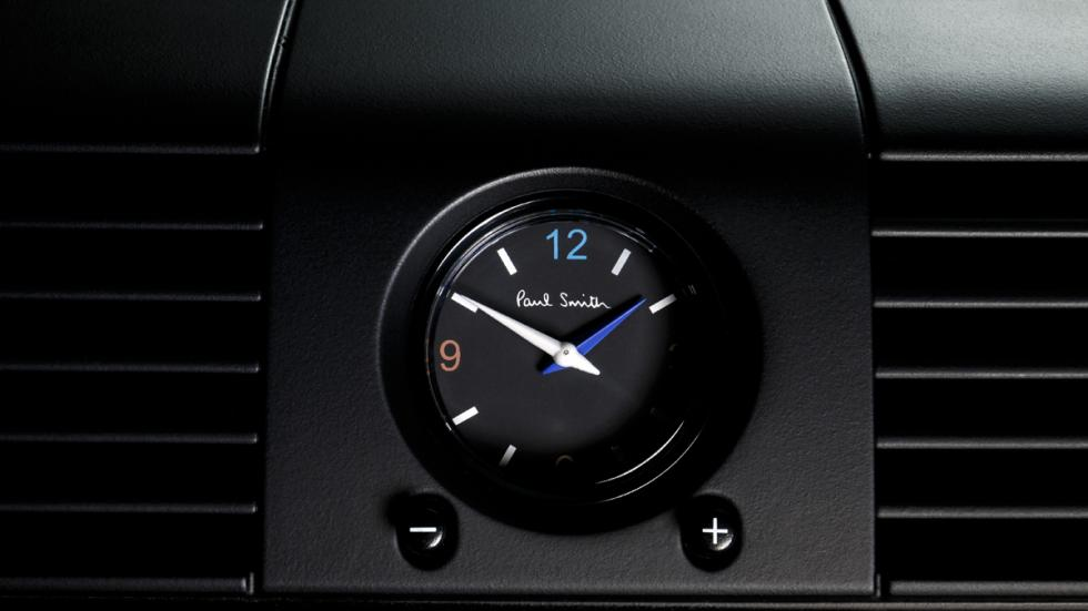 Land Rover Defender de Paul Smith - Reloj