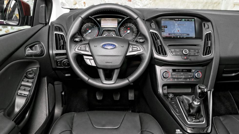 Ford Focus salpicadero