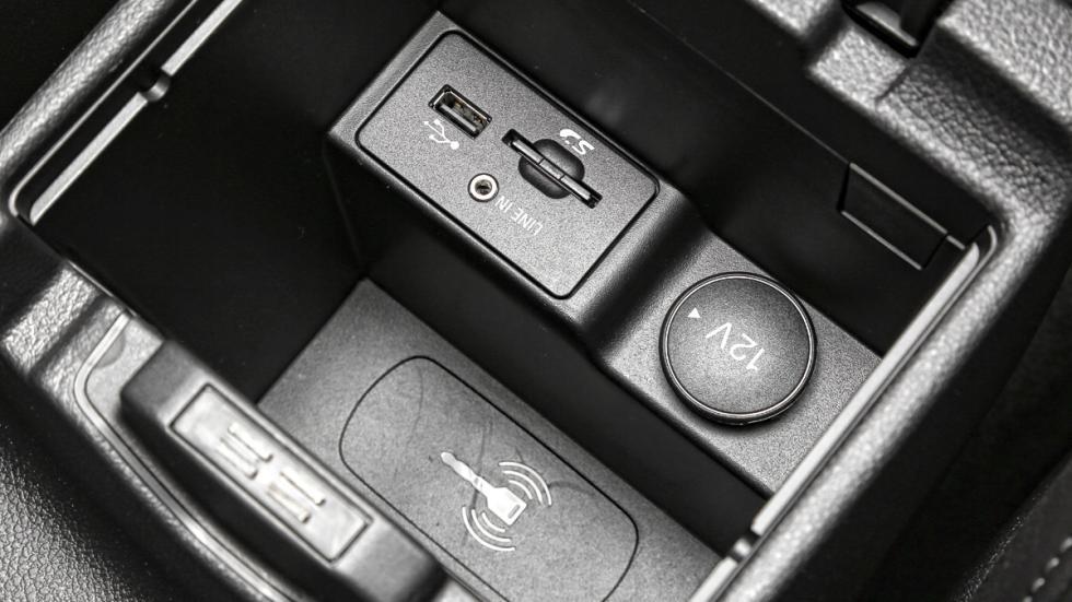 Ford Focus USB