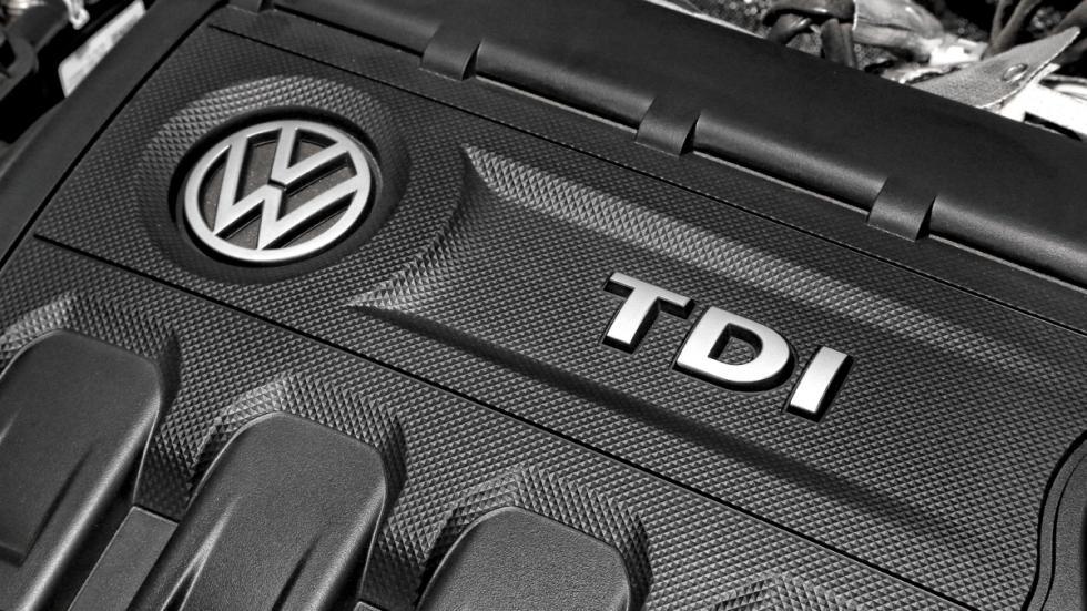 Volkswagen Golf motor