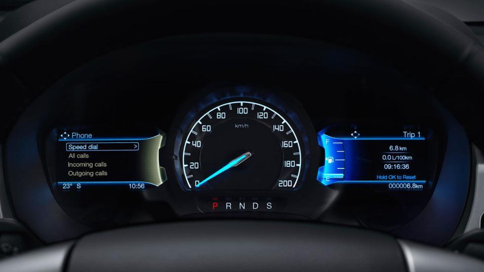 Ford Ranger 2015 cuadro