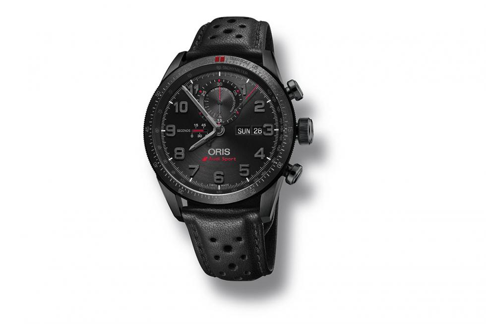 Oris Audi Sport Limited Edition II frontal
