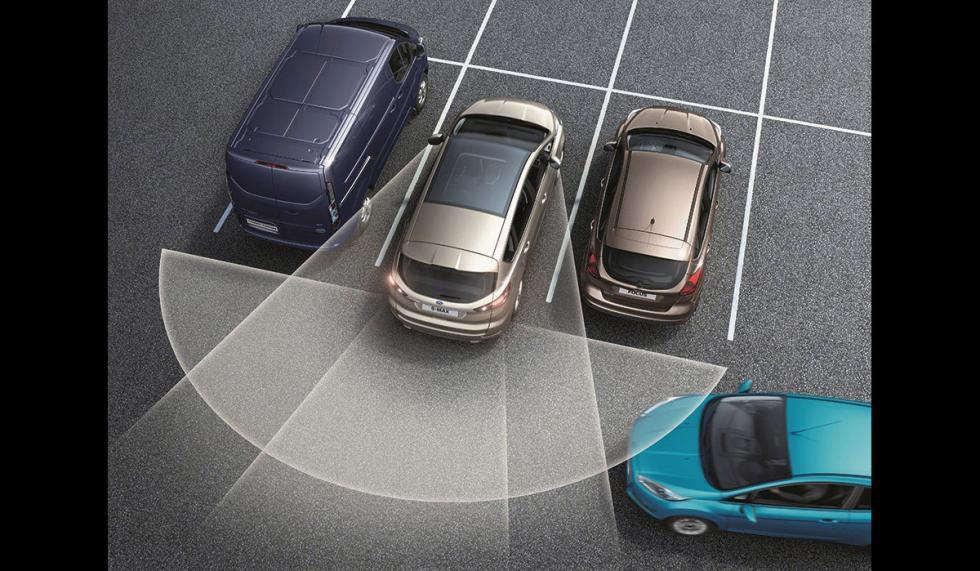 Sistema de ayuda en Precolisión con Detector de Peatones de Ford