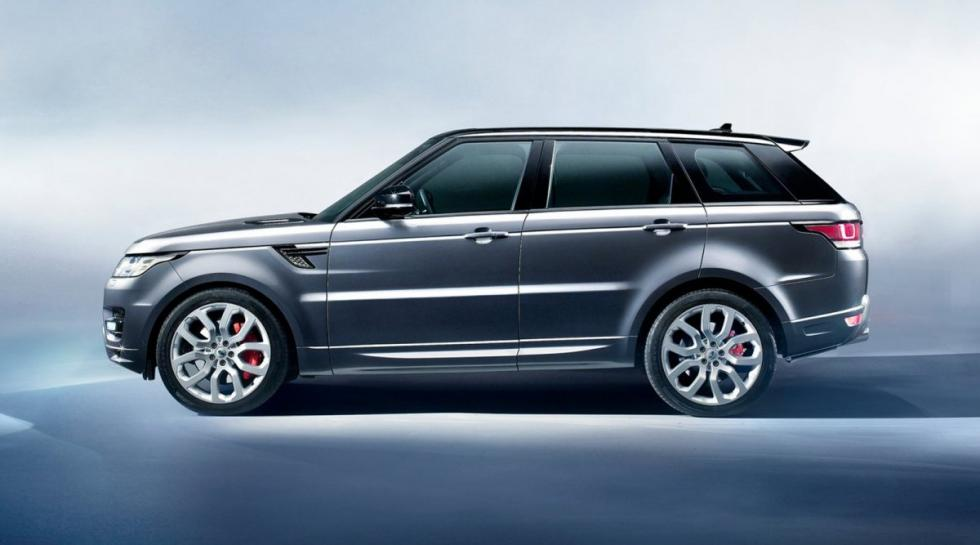 Range Rover Sport 5.0 V8 SC lateral