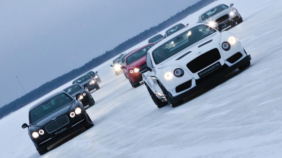 Bentley Power on Ice 2015 - todos
