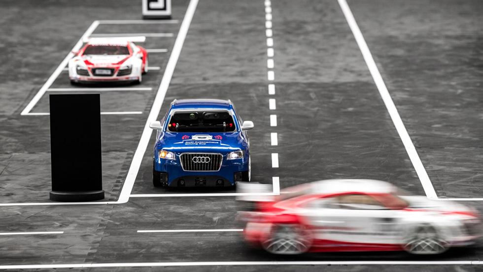 Copa para Modelos de Conducción Autónoma Audi