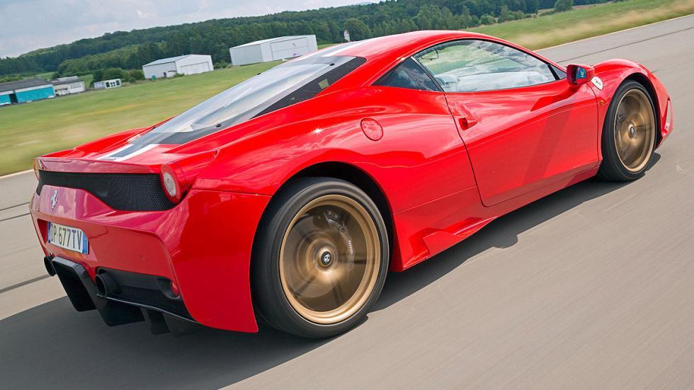 Ferrari 458 Speciale zaga