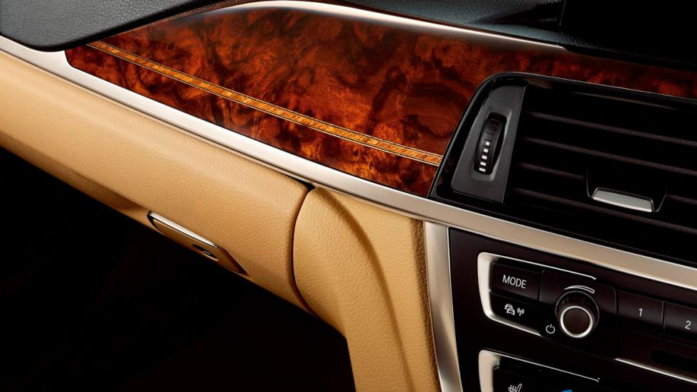 BMW Serie 3 Luxury Lounge Edition detalles