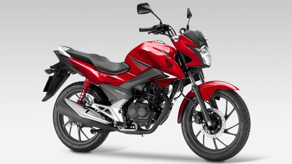 Honda CBF125 diseño otras CB