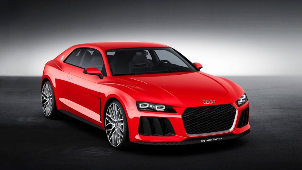 Audi Sport quattro laserlight concept delantera