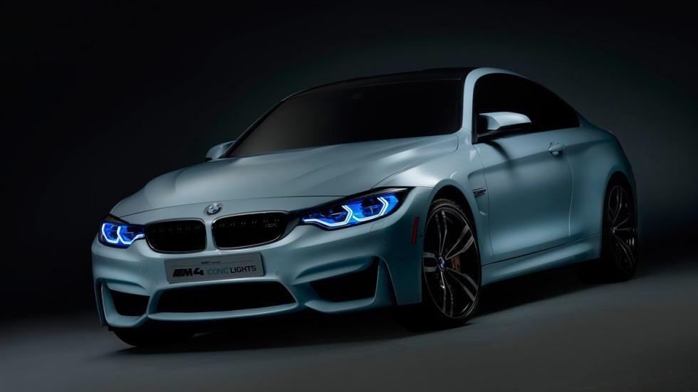 BMW M4 Concept Iconic Lights delantera
