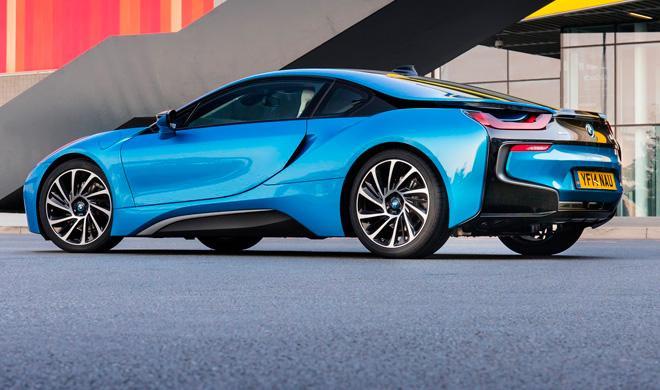 La demanda del BMW i8 supera las previsiones de BMW