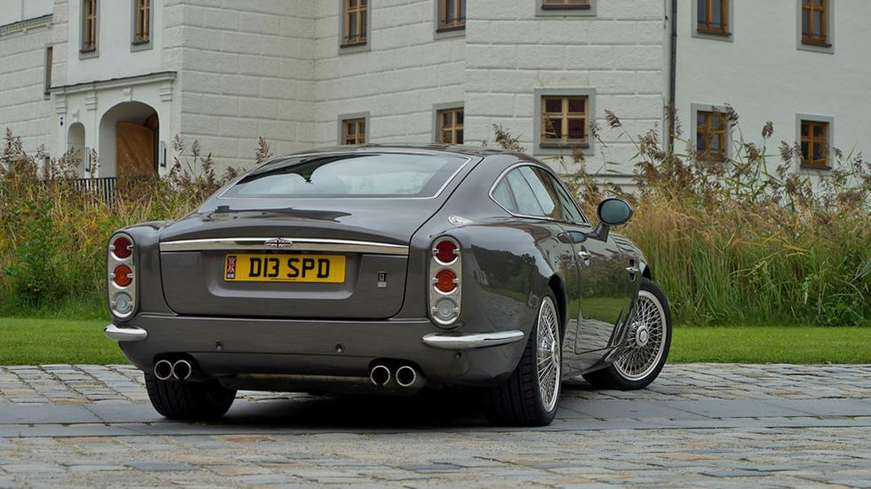 David Brown Speedback GT trasera