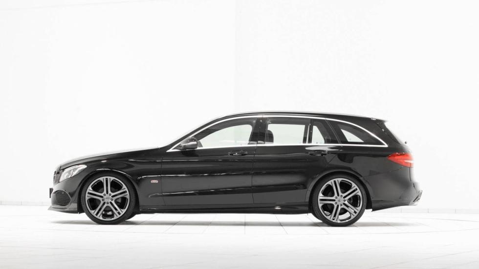 Mercedes Clase C Estate Brabus llanta