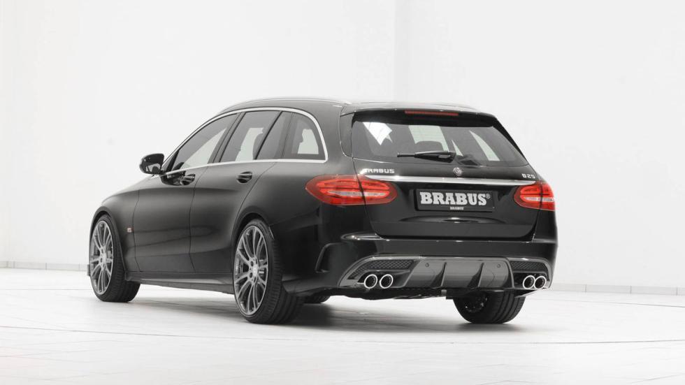 Mercedes Clase C Estate Brabus trasera