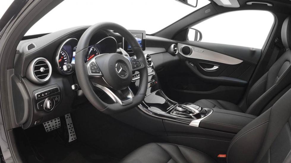 Mercedes Clase C Estate Brabus interior