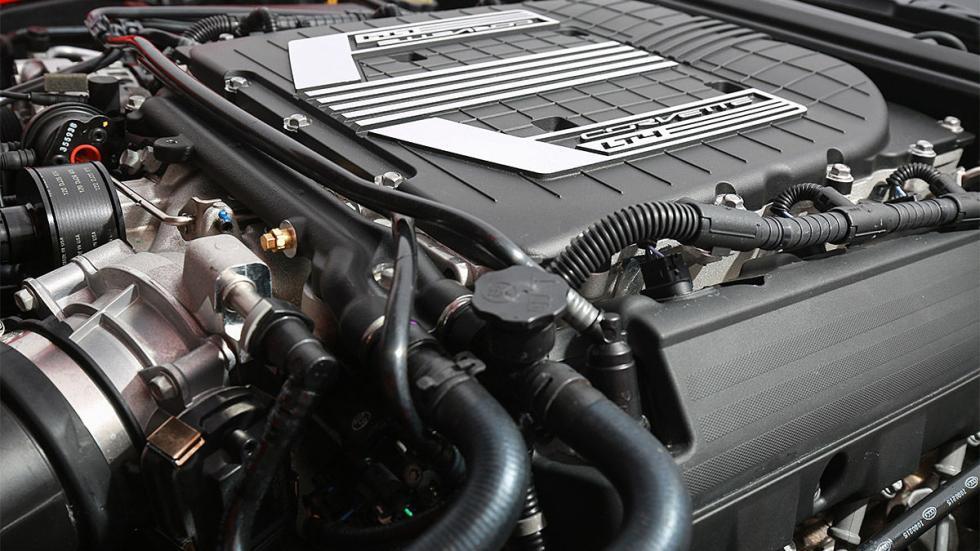 Prueba: Chevrolet Corvette Z06 en circuito motor