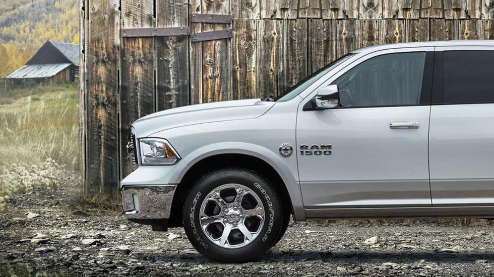 Dodge Ram Texas Ranger llanta