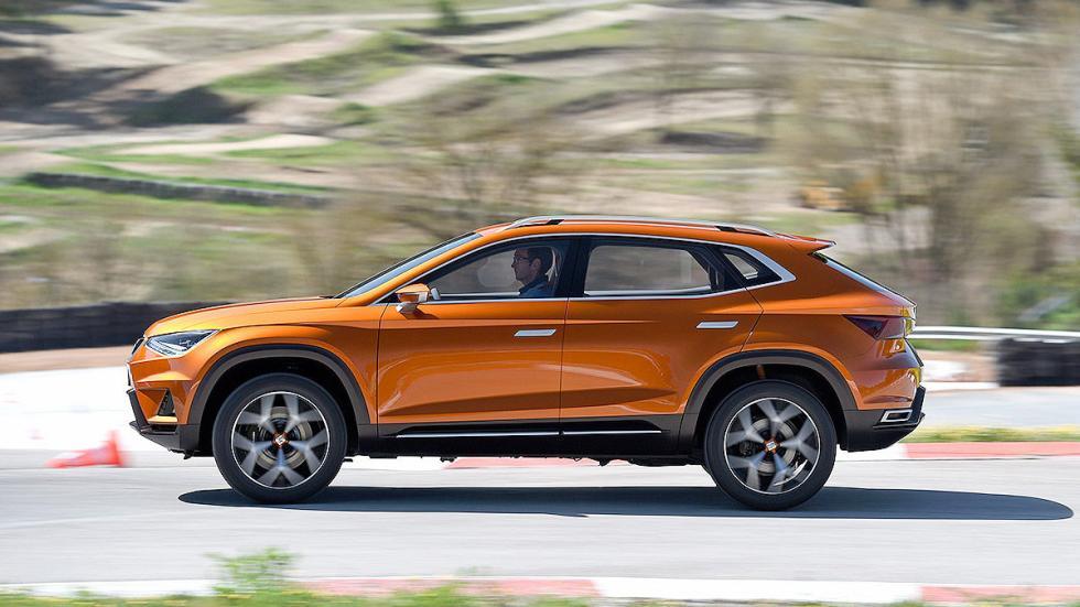 Probamos el futuro SUV de Seat: 20V20 detalle lateral