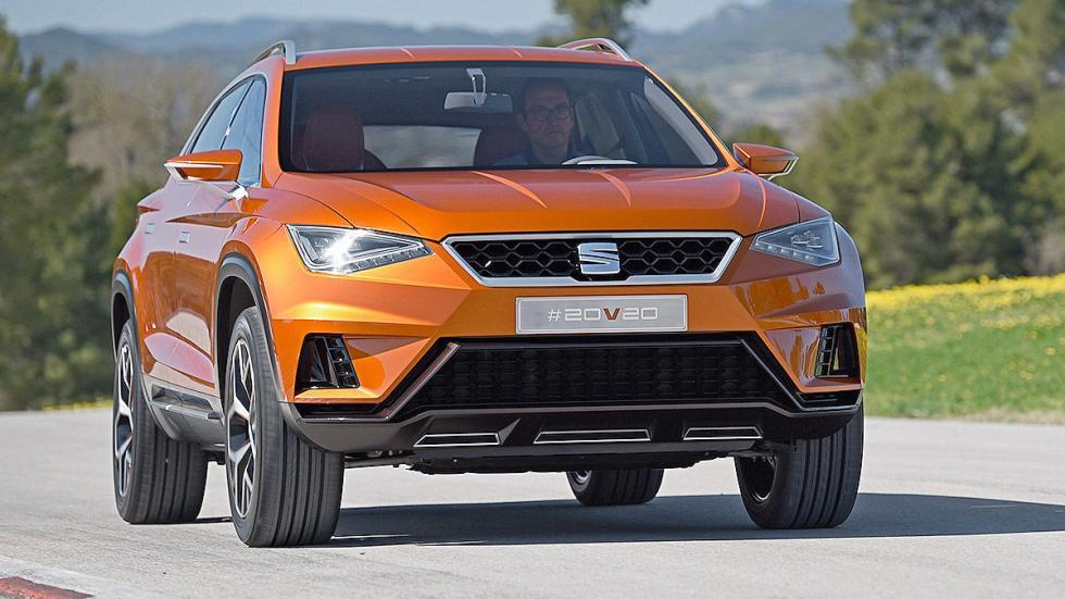 Probamos el futuro SUV de Seat: 20V20 dinámica