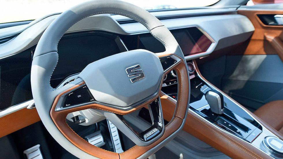 Probamos el futuro SUV de Seat: 20V20 volante