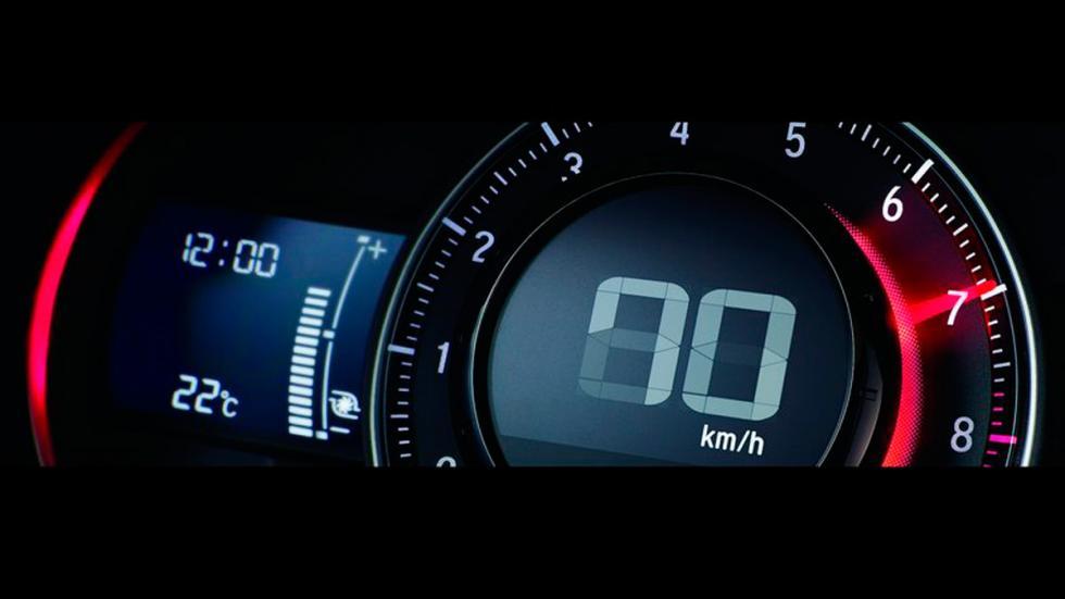 Honda S660 velocimetro