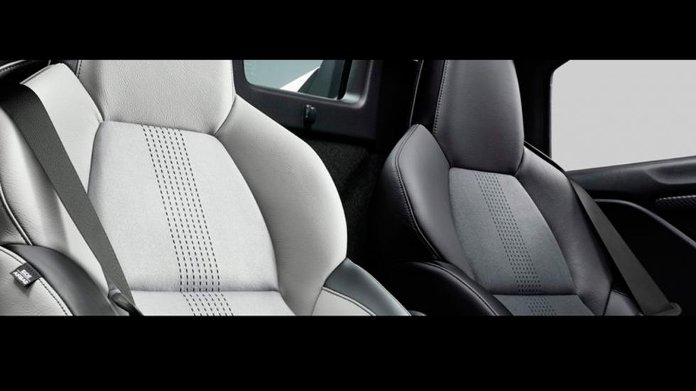 Honda S660 Concept asientos