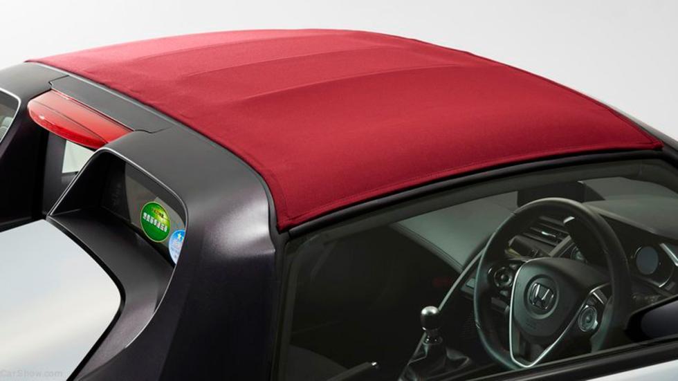 Honda S660 Concept capota