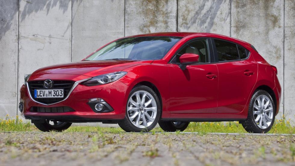coches-no-desesperarse-atascos-Mazda-3