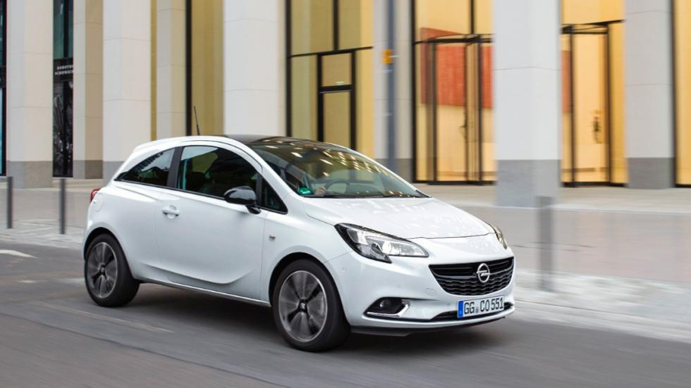 Opel Corsa GLP perfil