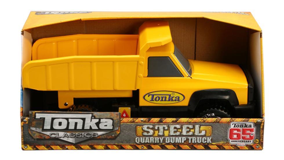 Camión de juguete Tonka y Ford F-750 TONKA - TONKA en caja