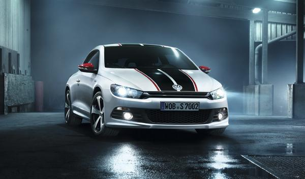 VW Scirocco GTS Frontal