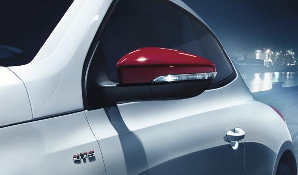 VW Scirocco GTS Retrovisor