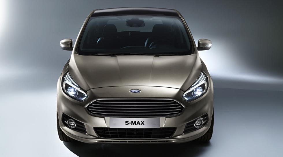 Ford S-Max capó