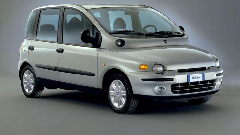 Fiat Multipla primera generación delantera