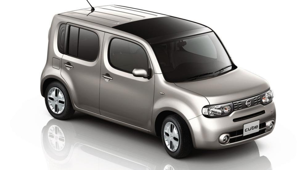 Nissan Cube delantera