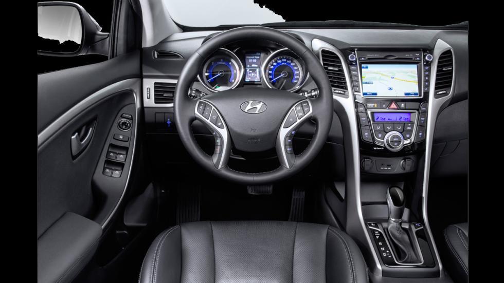 Hyundai i30 2015 y hyundai i30 turbo for Interior hyundai i30