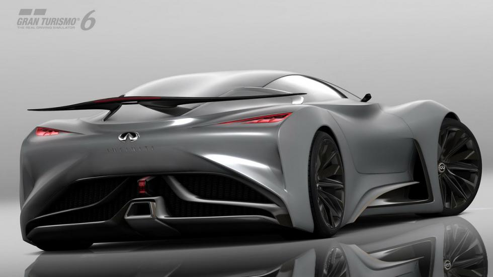 Infiniti Concept Vision GT zaga