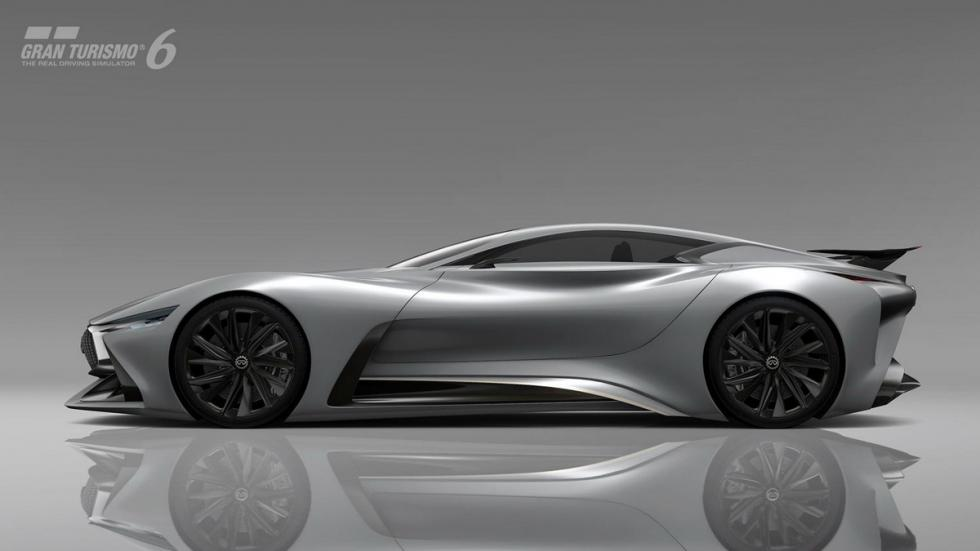 Infiniti Concept Vision GT lateral