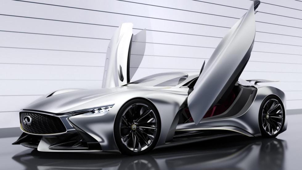 Infiniti Concept Vision GT puertas