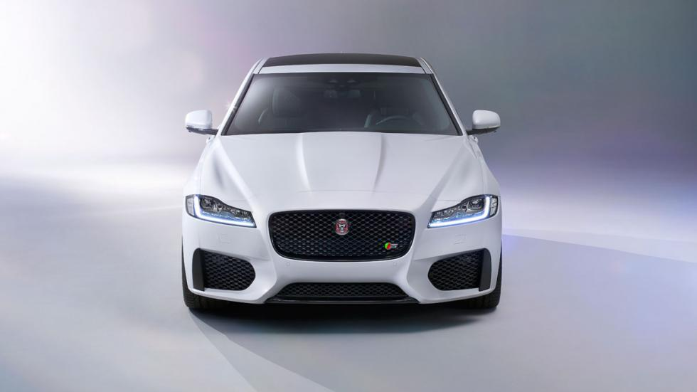 jaguar xf 2016 frontal