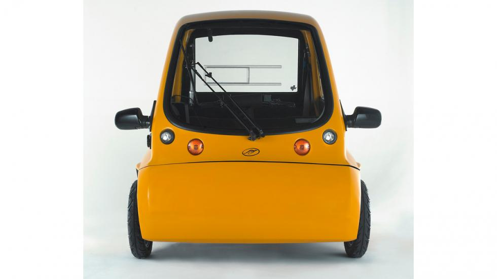 Automóvil eléctrico Kenguru