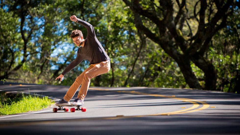 Inboard Monolith, skateboard eléctrico