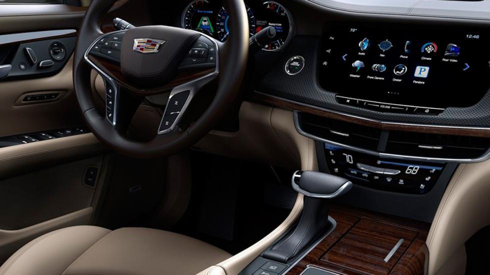 Cadillac CT6 cambio