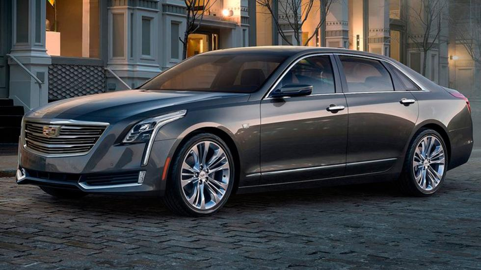 Cadillac CT6 frontal