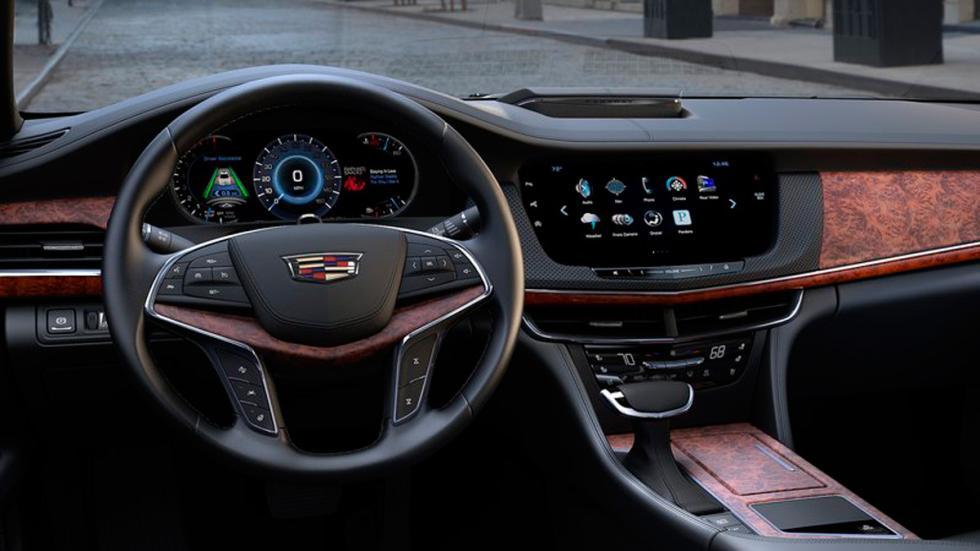 Cadillac CT6 volante