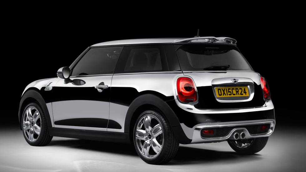 Mini Cooper Chrome Line.