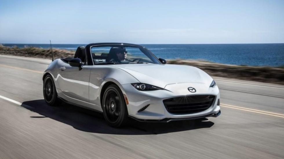 Mazda MX-5 Club frontal