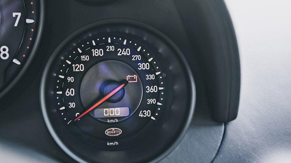 Prueba: Bugatti Veyron 16.4 Grand Sport Vitesse relojes