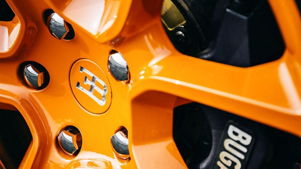 Prueba: Bugatti Veyron 16.4 Grand Sport Vitesse lateral llanta